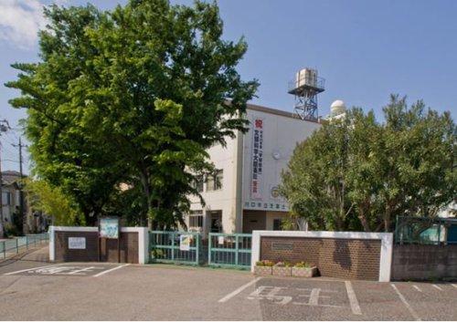 川口市 芝富士小学校
