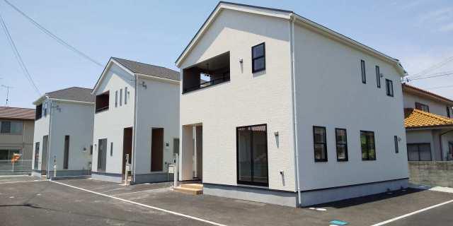 播磨町の新築一戸建て♪外観のご紹介♪