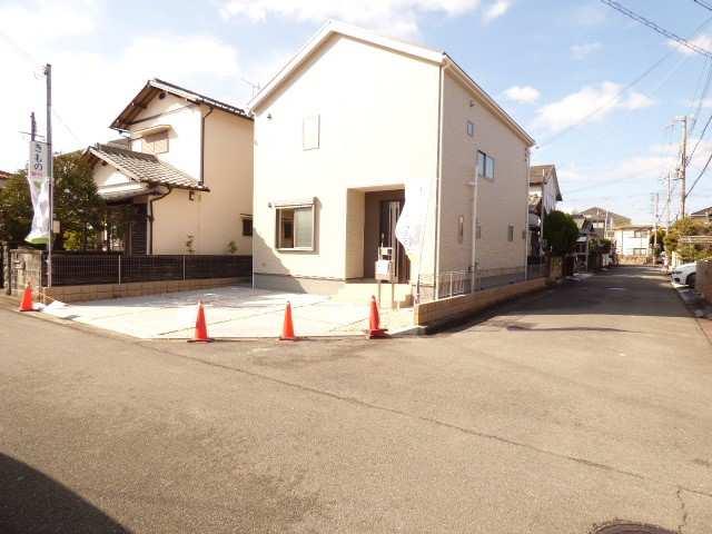 高砂市米田町の新築一戸建ての外観のご紹介♪