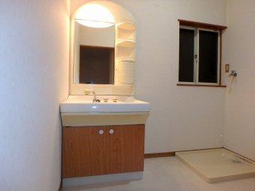 1.25坪の洗面室♪