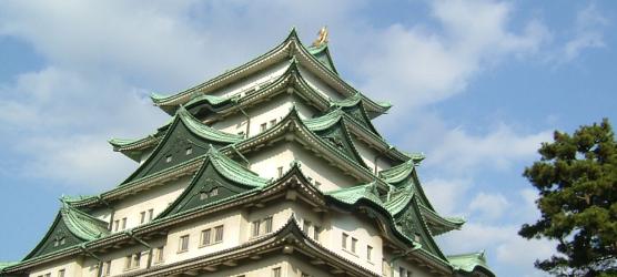 名古屋の観光名所:名古屋城