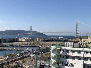 リブコート垂水駅前プライムブルー 眺望
