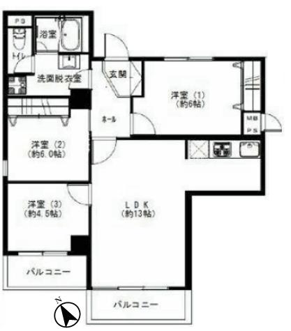 ニューライフ西早稲田 新宿区 マンション リノベーション