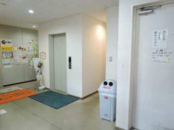 3F共用廊下