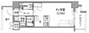 九州大学 伊都キャンパス マンション カーサフィオーレ Aタイプ