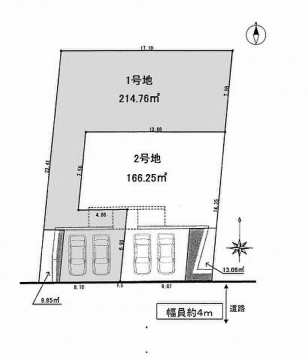 多聞台売り土地 詳細