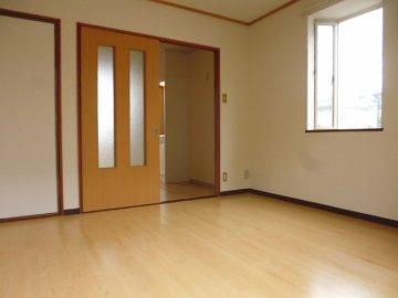 101号室角部屋♪
