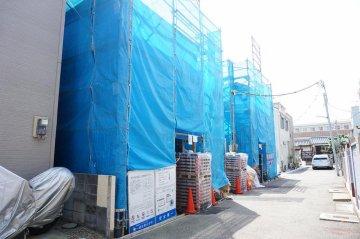 霞ヶ丘新築一戸建 外観