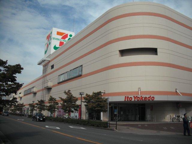 徒歩圏内に イトーヨーカドー加古川店など 商業施設がたくさんございます♪ お買物もとても便利です♪