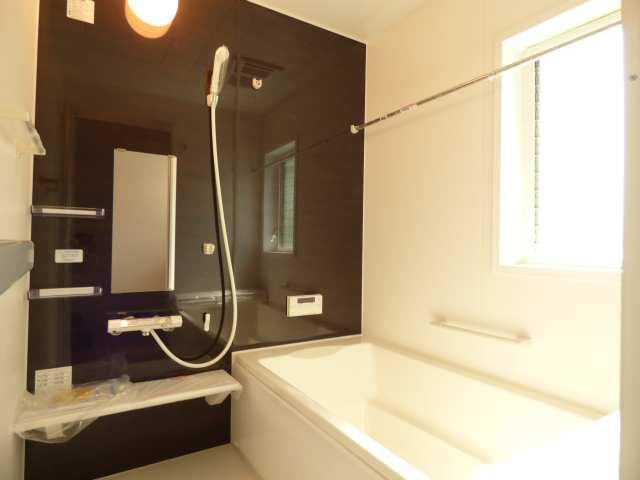 【播磨町北本荘の新築一戸建て】浴室のご紹介♪