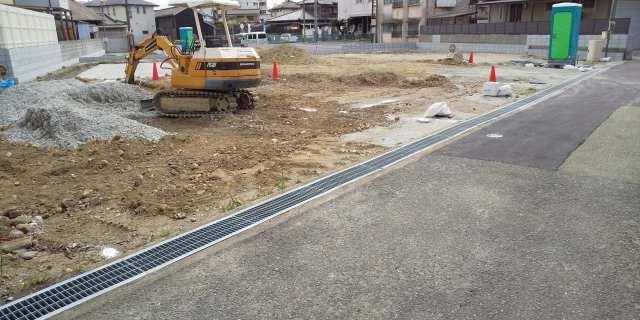 加古川市別府町本町の新築一戸建て♪着工のご紹介♪