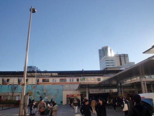 中野駅北口徒歩30秒