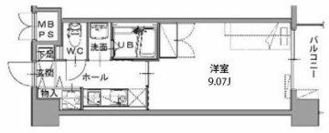 九州大学 伊都キャンパス マンション カーサフィオーレ Dタイプ