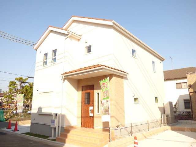 加古川市別府町新野辺の新築一戸建て♪完成♪