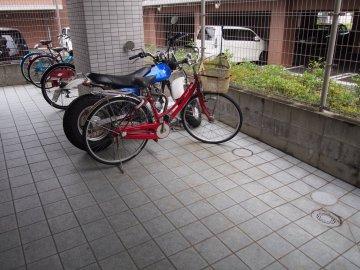 エールキューブ 駐輪場 九州大学 伊都キャンパス そば 徒歩 学生 賃貸