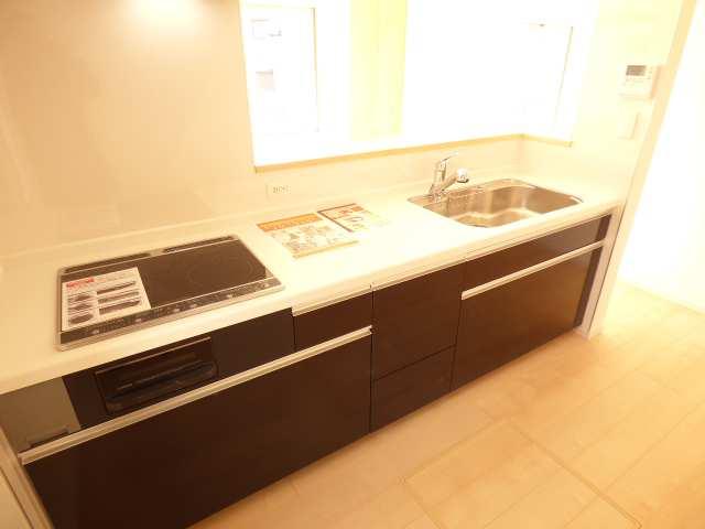加古川市野口町の新築一戸建て♪キッチンのご紹介♪