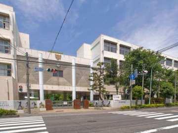 青木中学校