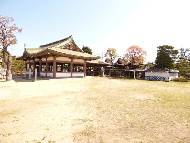 播磨町の阿閇神社のご紹介♪