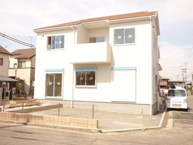 加古川市別府町新野辺の新築一戸建て♪完成間近♪ご内覧可能です♪