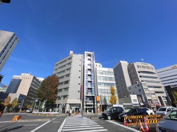 エムホーム名古屋駅前店外観