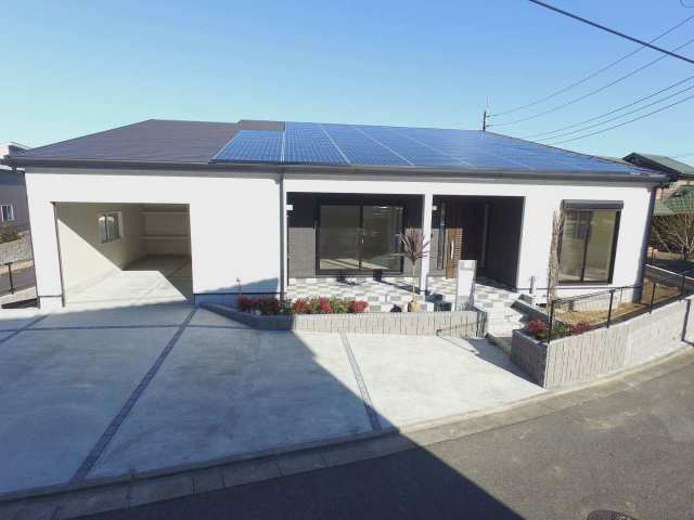 太陽光搭載住宅
