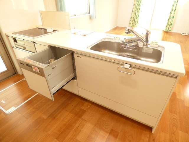加古川市の築浅一戸建て♪キッチンのご紹介♪