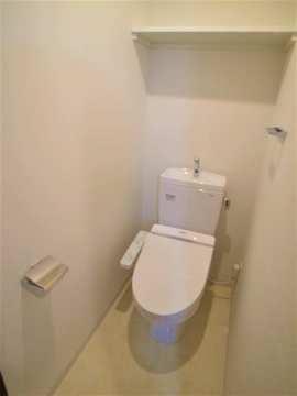 九大伊都キャンパス 九大学研都市 新築 ソアラプラザ九大学研都市 トイレ
