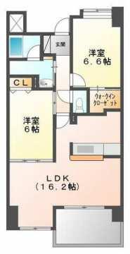 03号室間取