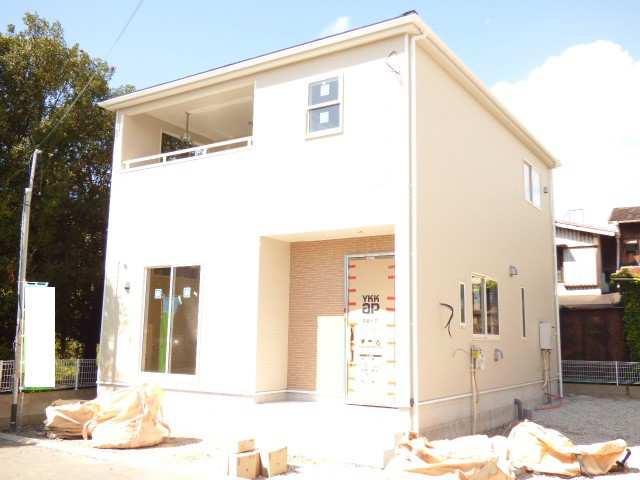 【加古川市別府町東町の新築一戸建て】外観のご紹介♪まもなく完成予定♪