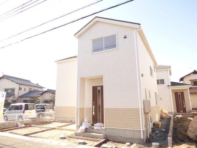 播磨町南野添の新築一戸建て♪外観のご紹介♪