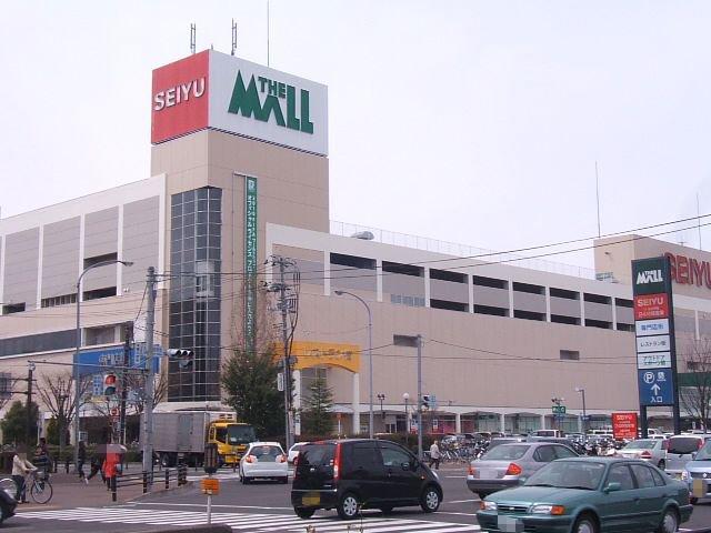 長町南の大型ショッピングモール(THE MALL 仙台長町)