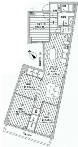 西早稲田マンション 新宿区 マンション リノベーション