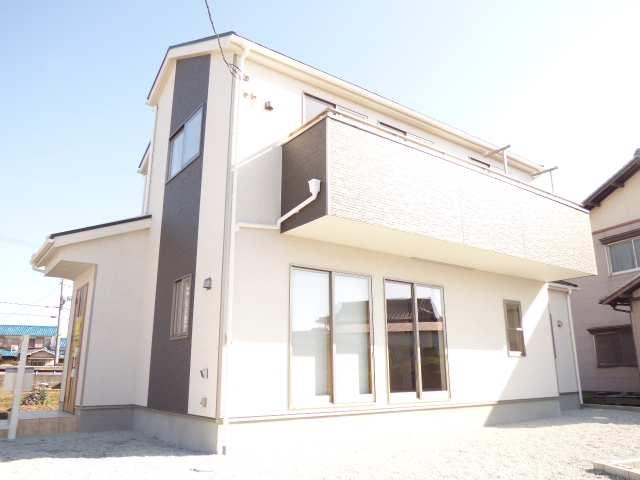 加古川市野口町良野の新築一戸建て♪外観のご紹介♪
