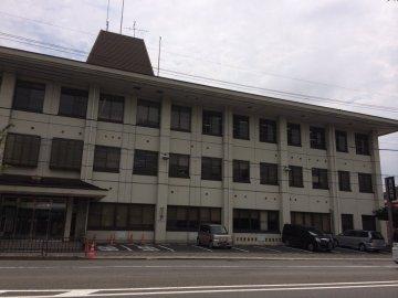 京都北警察署