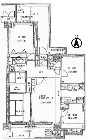 ウインベルコーラス浮間公園 新宿区 マンション リノベーション