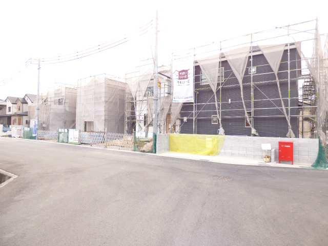 高砂市金ケ田町の新築一戸建て♪まもなく完成です♪