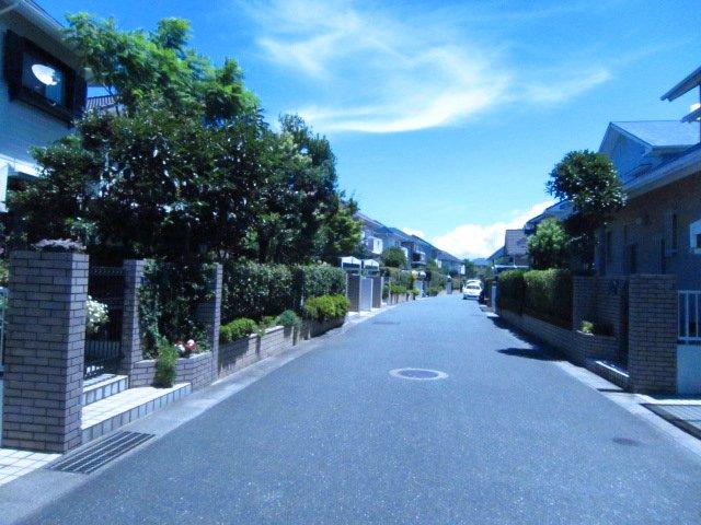愛宕浜のマリナタウンです