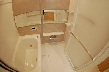 マートルコート川口 浴室