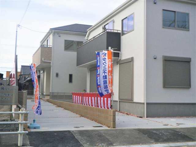 学が丘新築一戸建て ラスト1区画 オープンハウス開催中!!