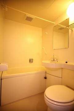 永谷ヒルプラザ六本木 バストイレ