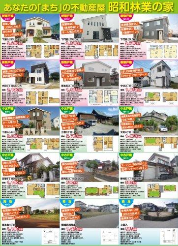3月広告 昭和林業の家お勧め