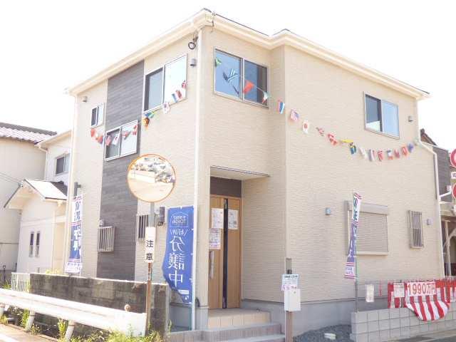 【播磨町北本荘の新築一戸建て】現地外観のご紹介♪