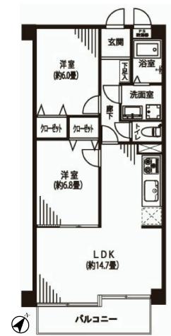ラ・シャンス立花 新宿区 中古マンション リノベーション