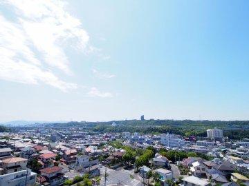 東急ドエル名谷つつじが丘ビレジ 眺望