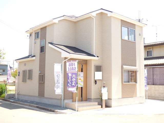 加古川市野口町長砂の新築一戸建て♪外観のご紹介♪