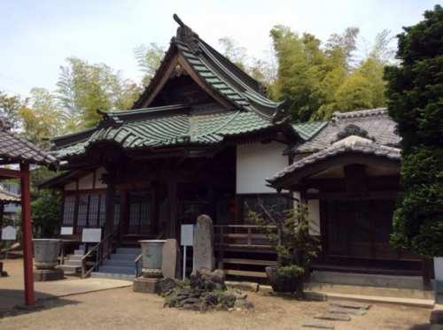 現在の安楽寺