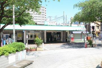 板橋駅出口