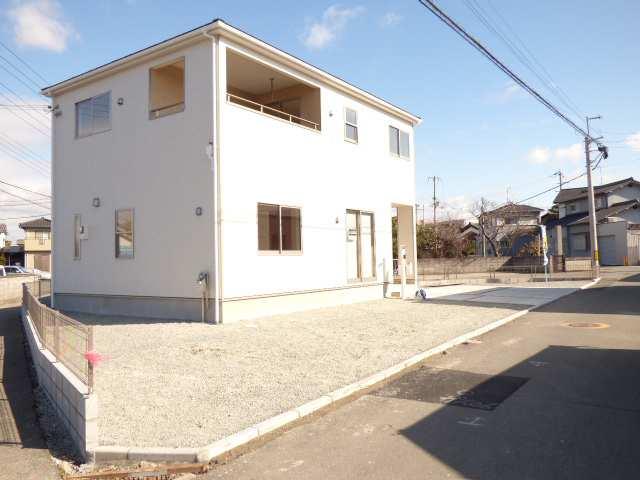 播磨町古田の新築一戸建て♪外観と敷地と前面道路のご紹介♪