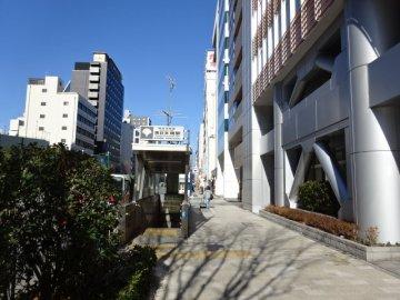 東日本橋駅B1出口