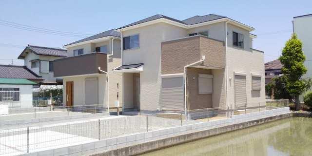 加古川市尾上町の新築一戸建て♪素敵な外観のご紹介♪